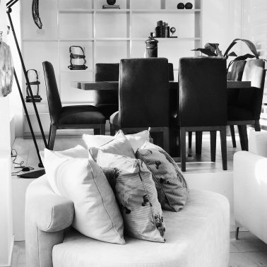 Sofá Oval